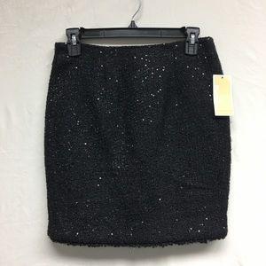 Michael Kors Tweed Mini Skirt